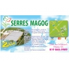 Les serres magog vivaces annuelles l gumes fines for Auberge jardin champetre magog